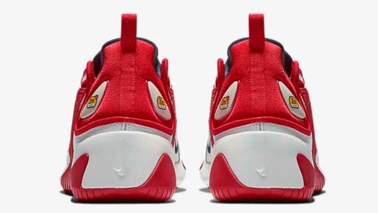 purchase cheap 1ab95 aae5b Nike Zoom 2K Red   AO0269-102