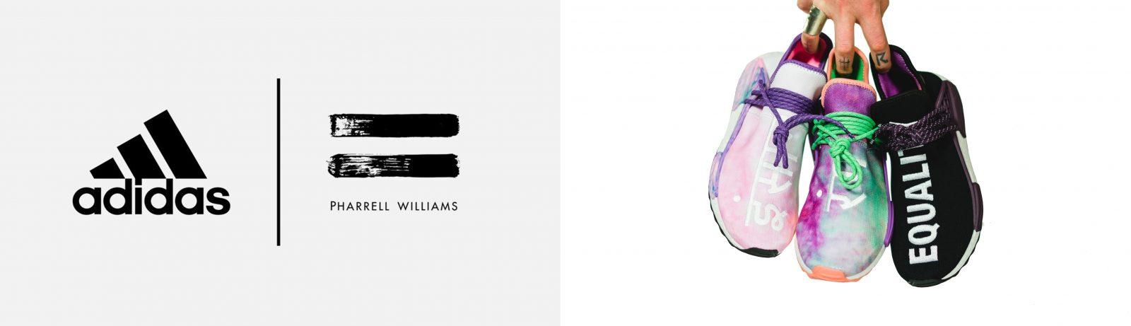 Women's Adidas Pharrell Williams Trainers