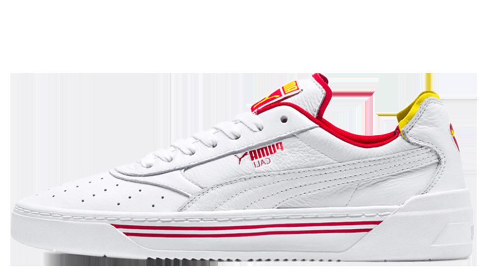 Puma Cali-0 Drive Thru CC White | 369472-01