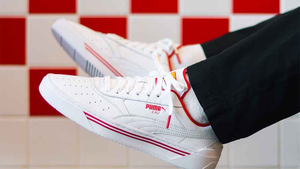 puma cali limited edition