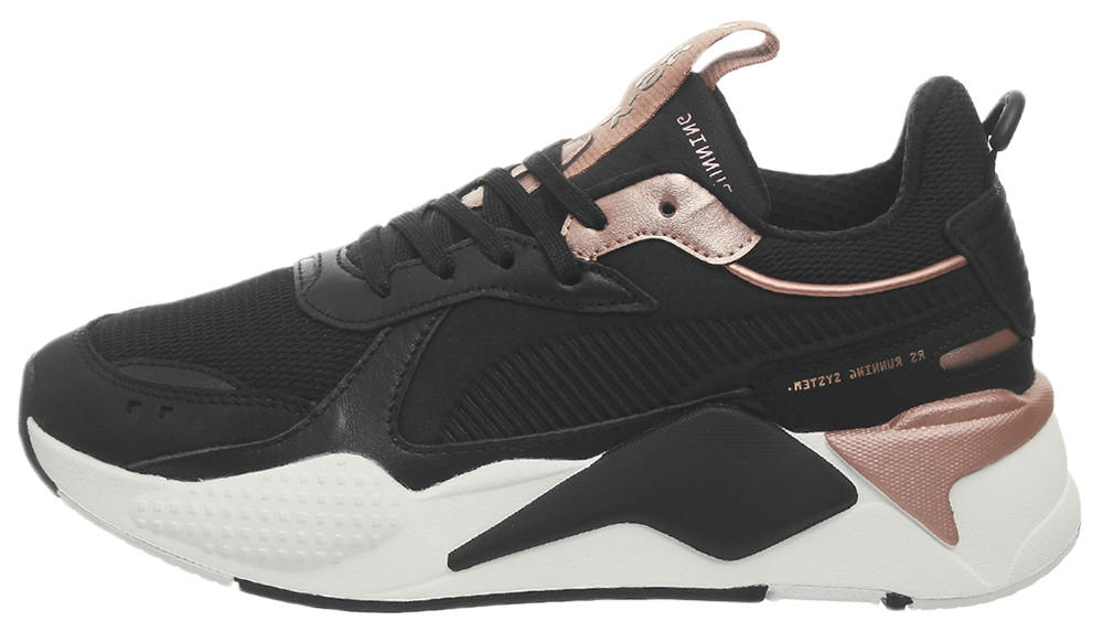 Puma RS X Trophy Black Rose Gold