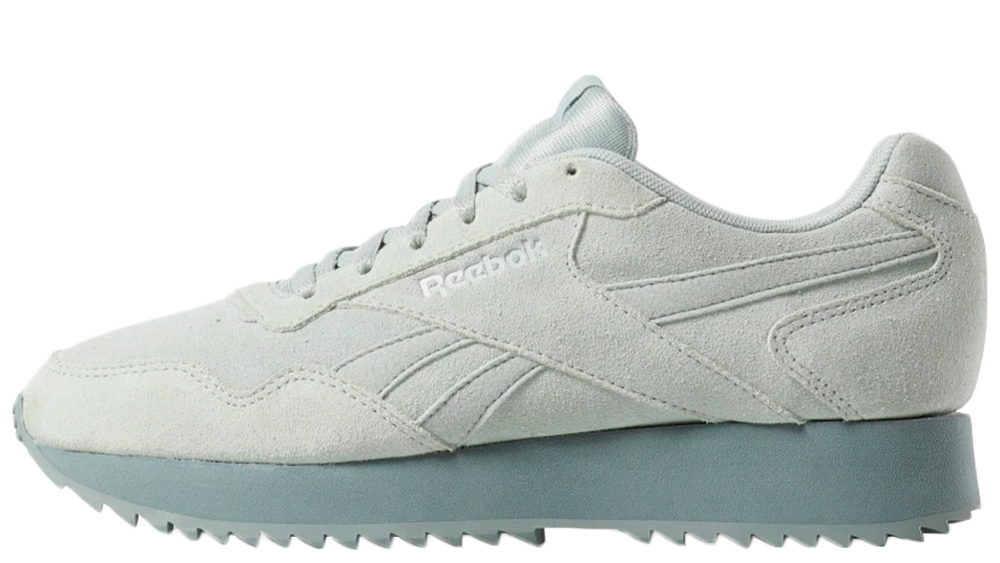 3570a9c9 ... the Reebok Royal Glide in Green as much as we are, check out the  stockists linked on this page to get your hands on a pair today! UK true  DD/MM/YYYY