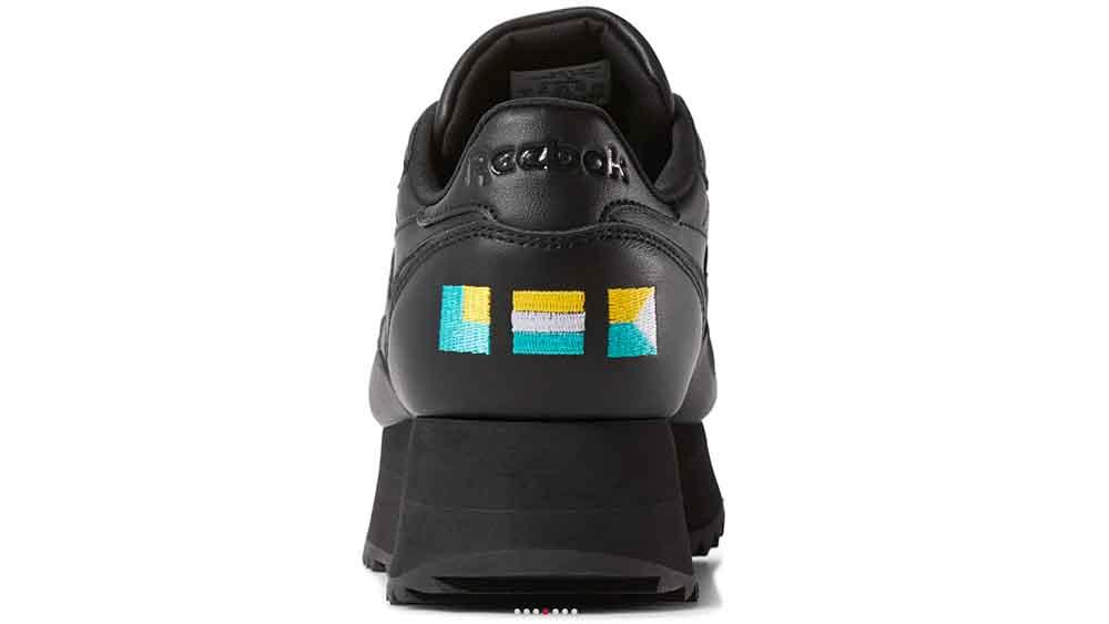 83437b4a220c Reebok x Gigi Hadid Classic Leather Double Black