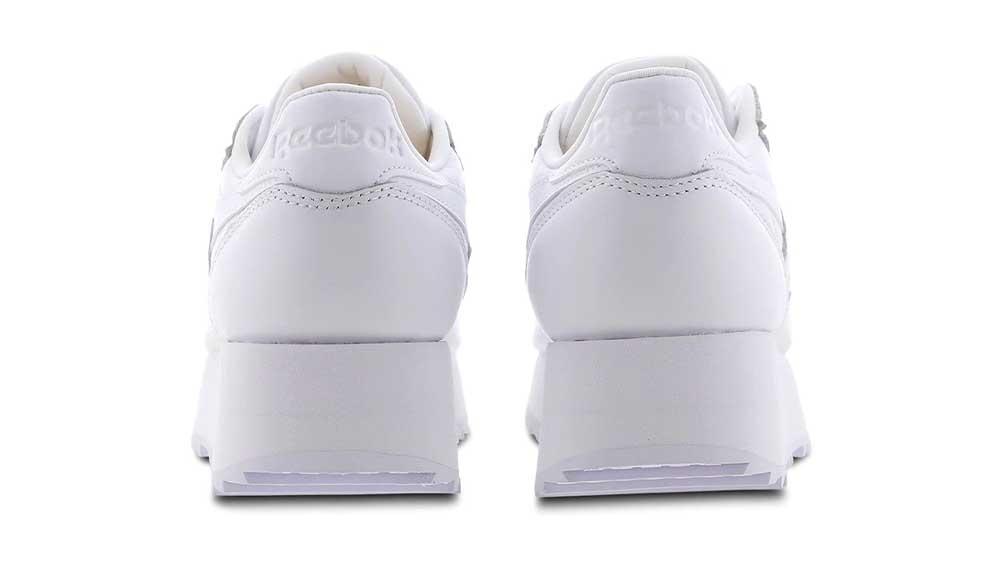 Reebok x Gigi Hadid Classic Leather Double White | DV5391