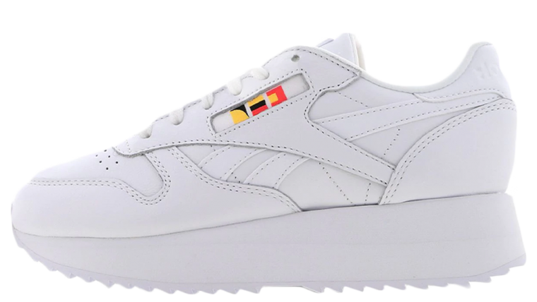 Reebok x Gigi Hadid Classic Leather Double White | DV5391 thumbnail image