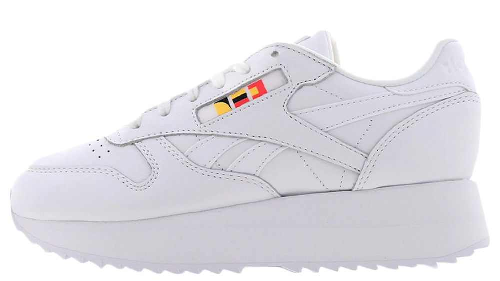 Reebok x Gigi Hadid Classic Leather Double White | DV5391