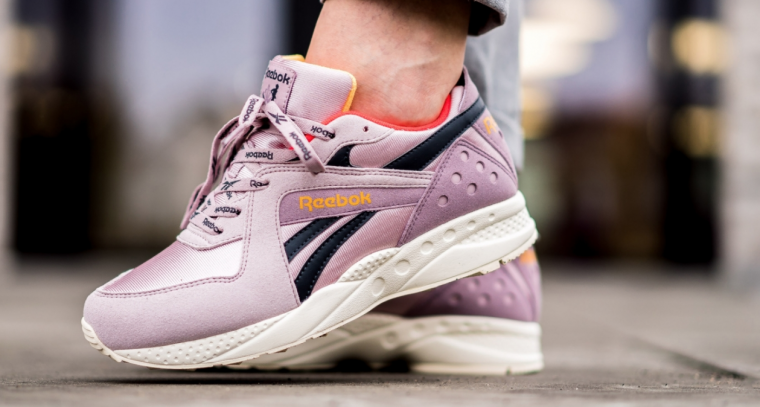 2a4b9fb11db Step Into Spring With Reebok s Lilac Pack