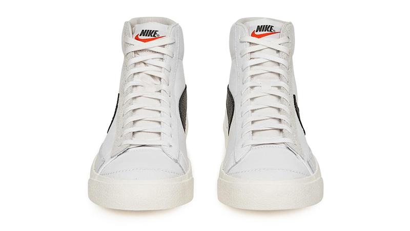 Zapatillas 2018 buena calidad productos de calidad Slam Jam x Nike Blazer Mid Class 1977 White