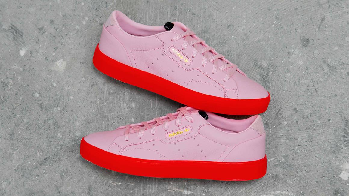 Women's adidas Sleek trainers - Latest Releases   Ietp