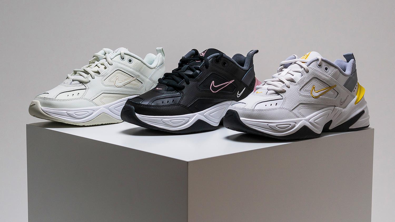 Nike Women's M2K Tekno Spruce Sneaker District | Facebook