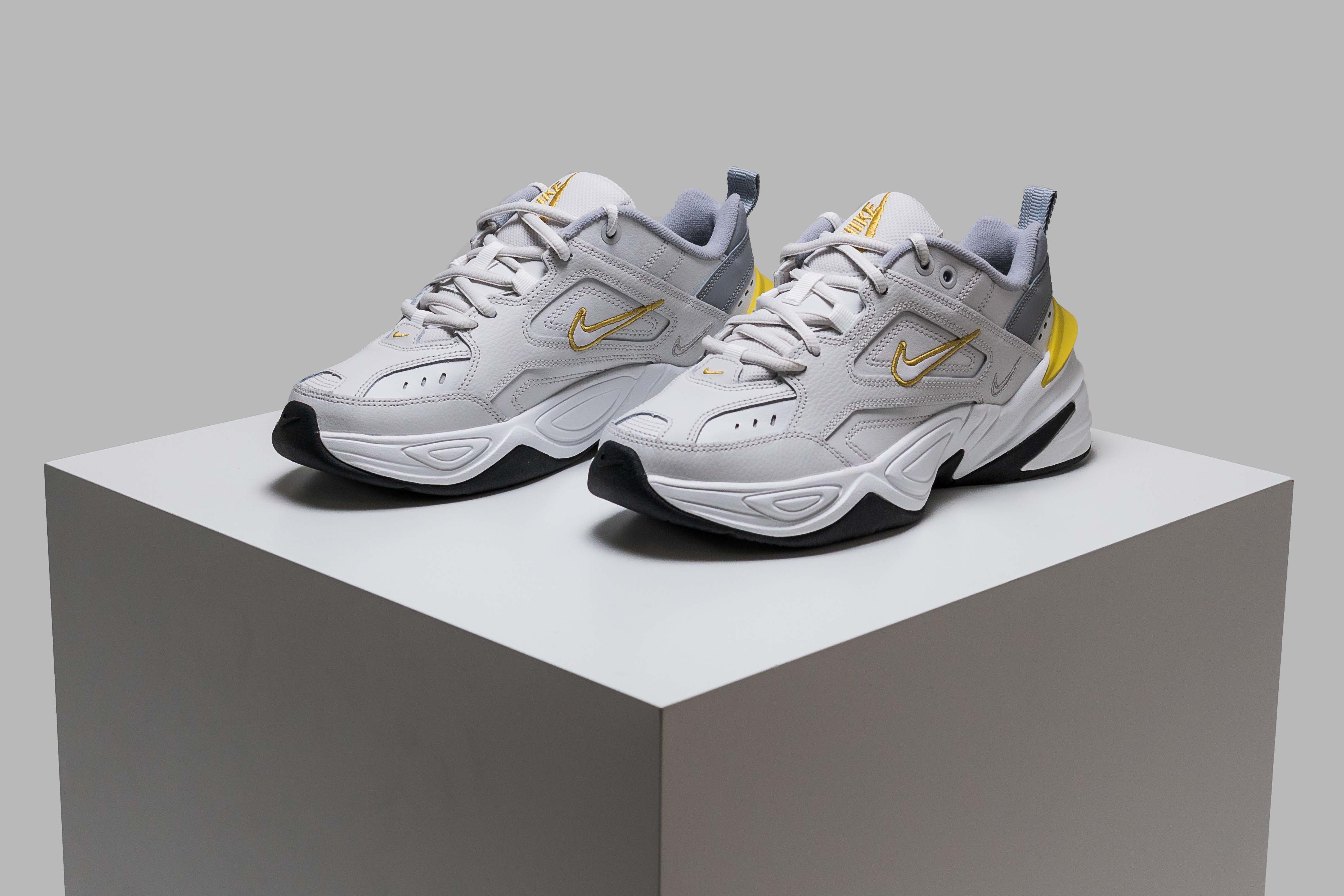 The Latest Nike M2K Tekno Colourways Are Made For The Minimalists ... a5cdd7551