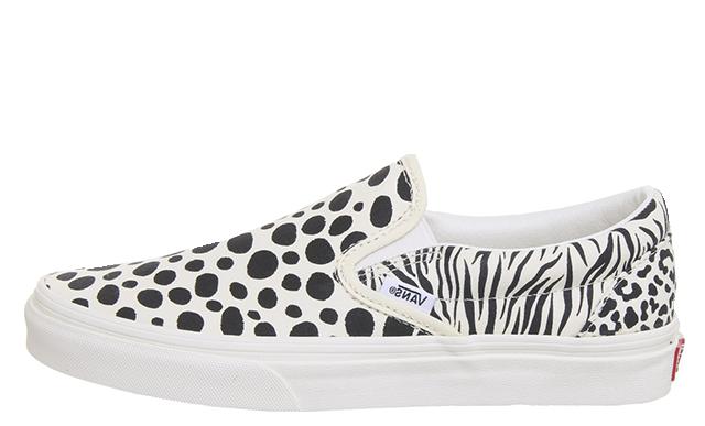 Vans Classic Slip On Zebra