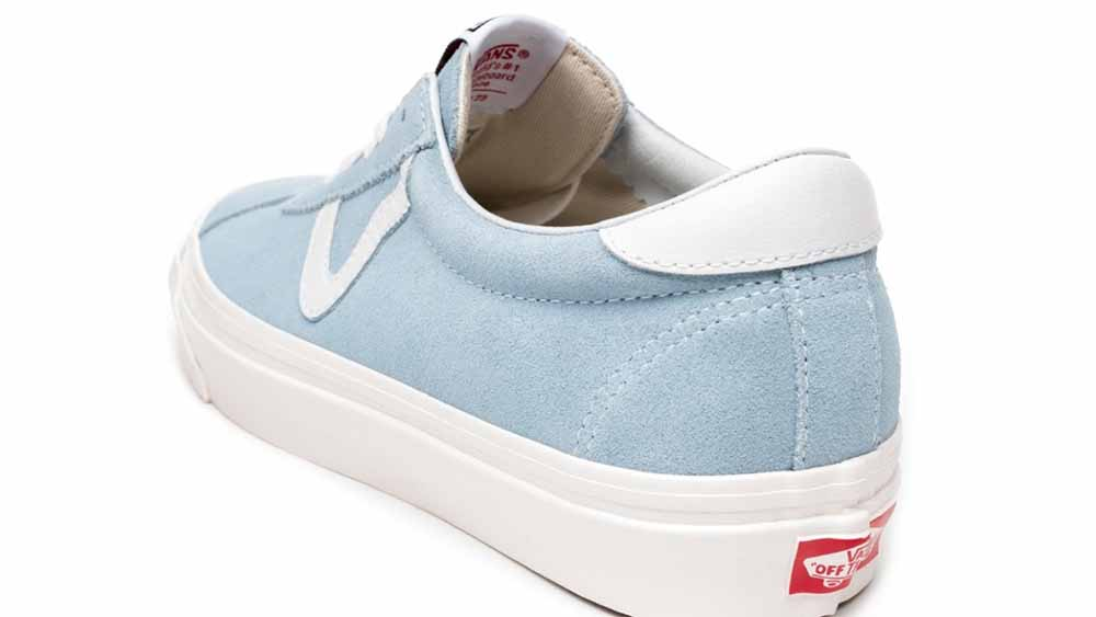 Vans Style 73 DX Anaheim Factory Blue | VA3WLQVTL