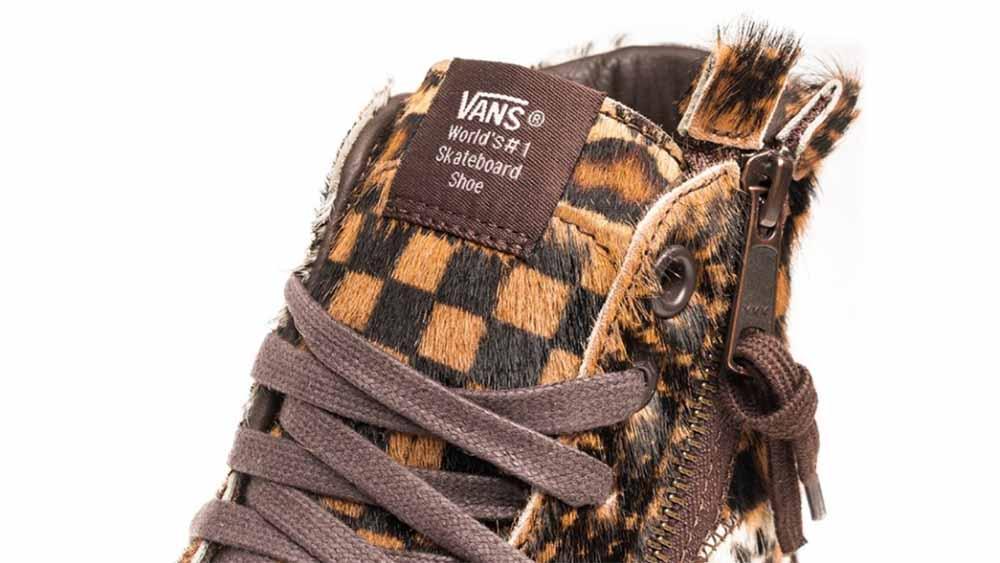 Vans Vault Sk8-Hi Cap LX Cut & Paste | VA3TKMVSO