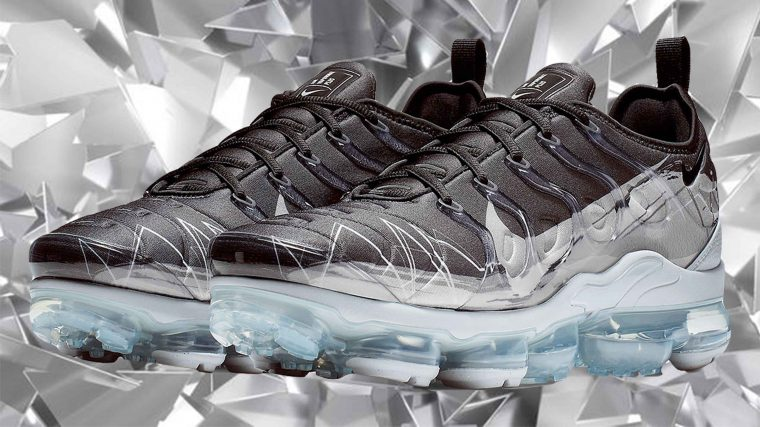 new products ad106 cd9a6 A Giant Swoosh Decorates This Vapormax Plus   Upcoming ...