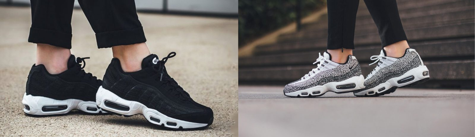 Women's Nike Air Max 95 Trainers