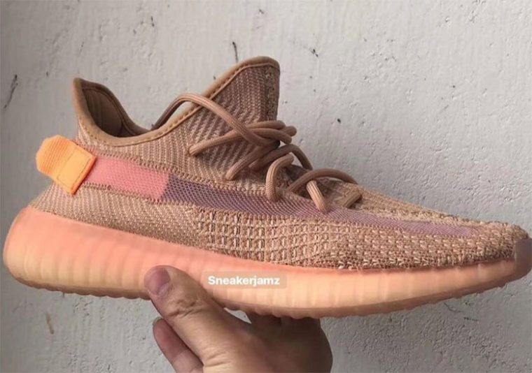 """621226a91623f Take A Closer Look At The Yeezy Boost 350 v2 """"Clay"""""""
