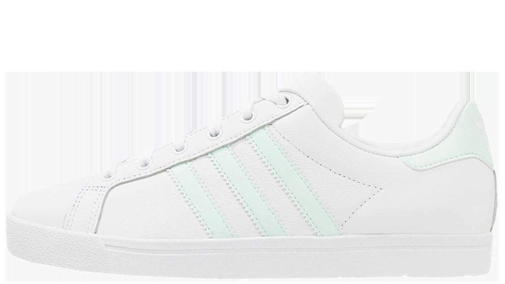 adidas Coast Star White Mint | EE8911