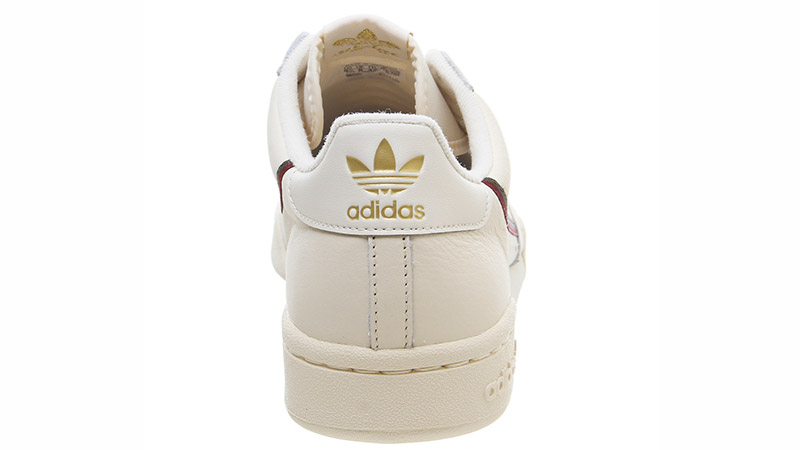 adidas Continental 80 White Met Gold 01