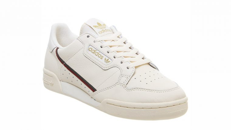 adidas Continental 80 White Met Gold 03 thumbnail image