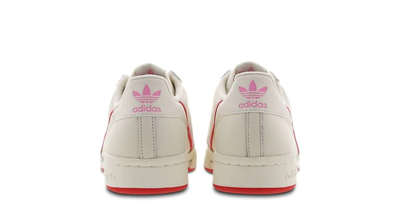 adidas Continental 80 White Pink 01