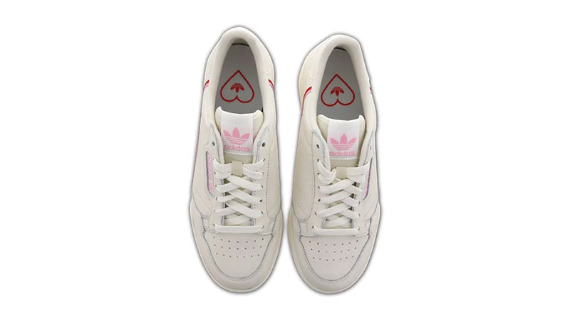 adidas Continental 80 White Pink 02