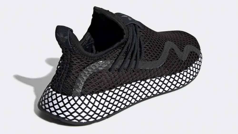 74553a2f737d adidas Deerupt S Black