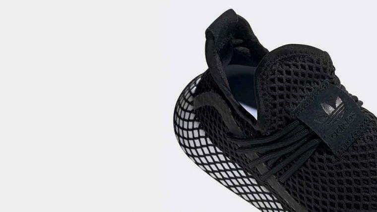 adidas Deerupt Black   BD7879 thumbnail image