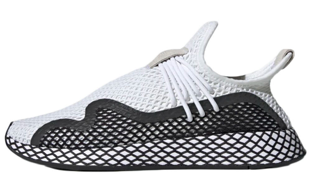 adidas Deerupt Black White | BD7874