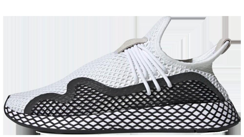 15977d1fd974e adidas Deerupt S Black White