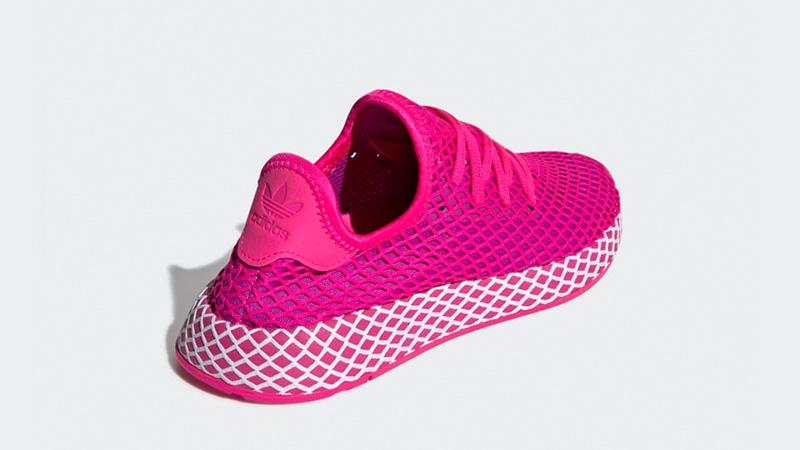 adidas Deerupt Shock Pink CG6090 01