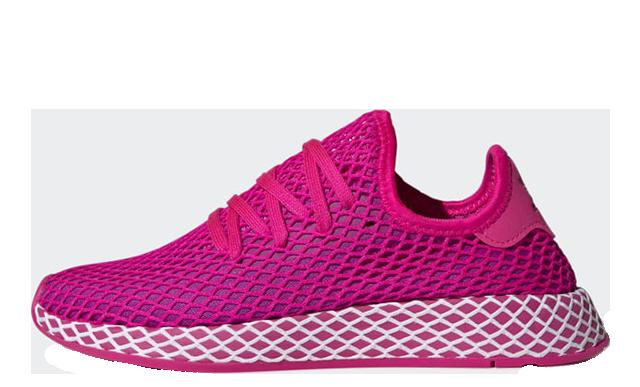 adidas Deerupt Shock Pink CG6090