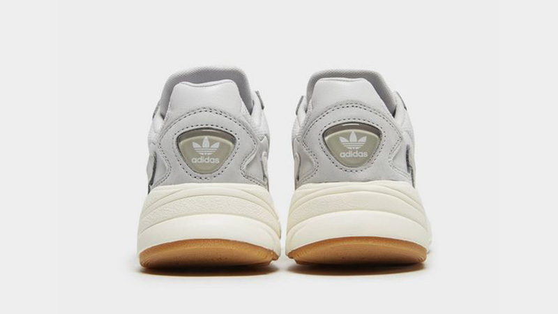 adidas Falcon Grey Gum Womens 01