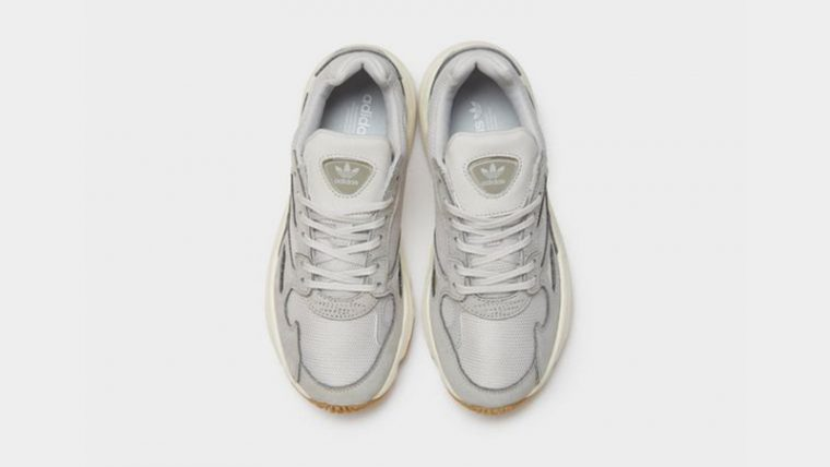 adidas Falcon Grey Gum Womens 02