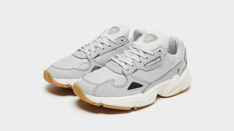 adidas Falcon Grey Gum Womens 03