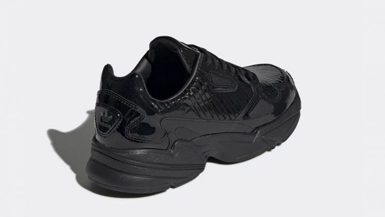 adidas Falcon Triple Black CG6248 01