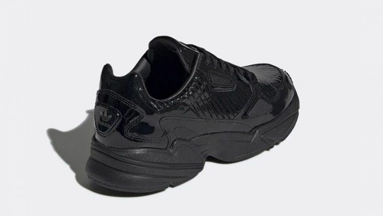 adidas Falcon Triple Black CG6248 01
