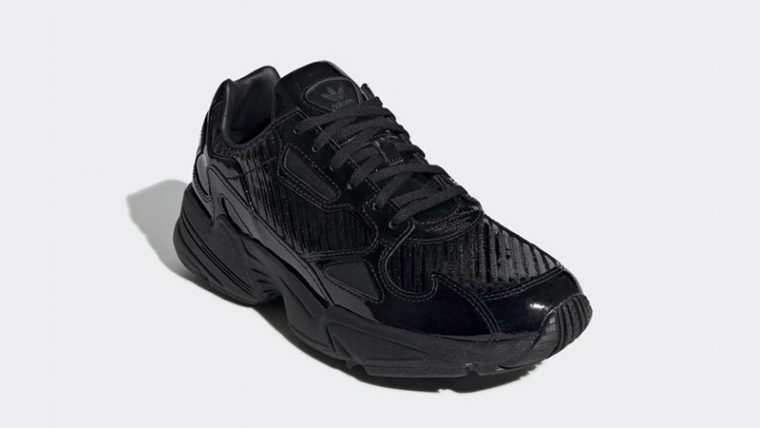 adidas Falcon Triple Black CG6248 03