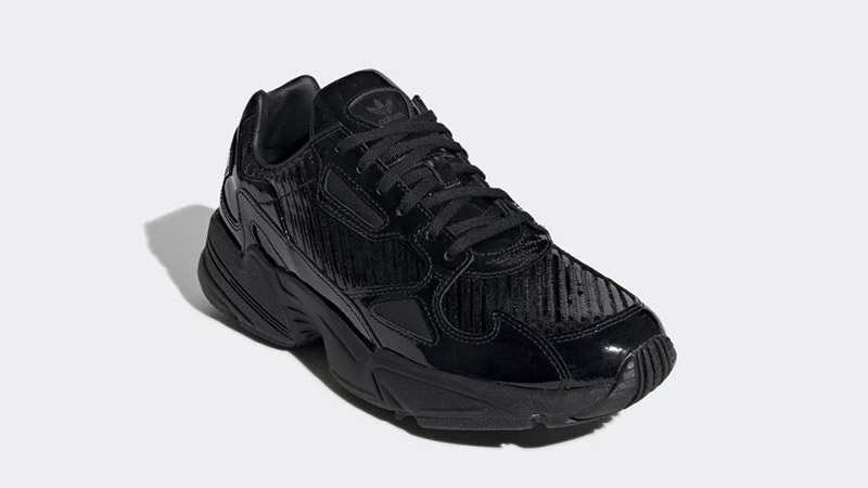 adidas Falcon Triple Black CG6248 03