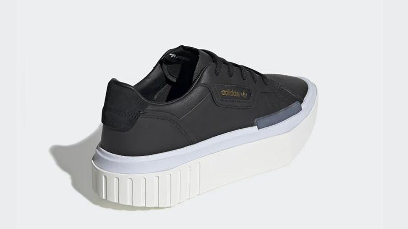 adidas Hypersleek Black White EE8275 01