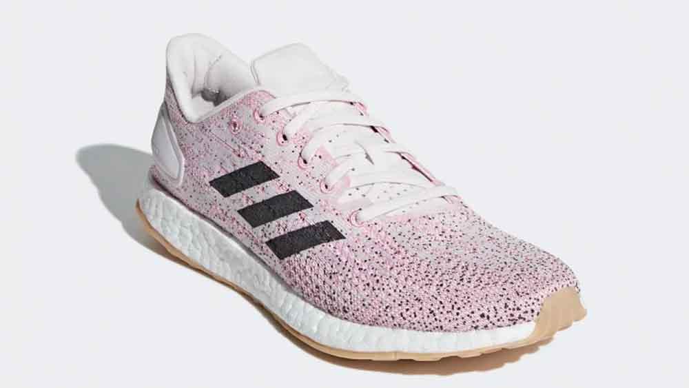 84e2b61e2 UK true DD MM YYYY. adidas Pureboost DPR Pink