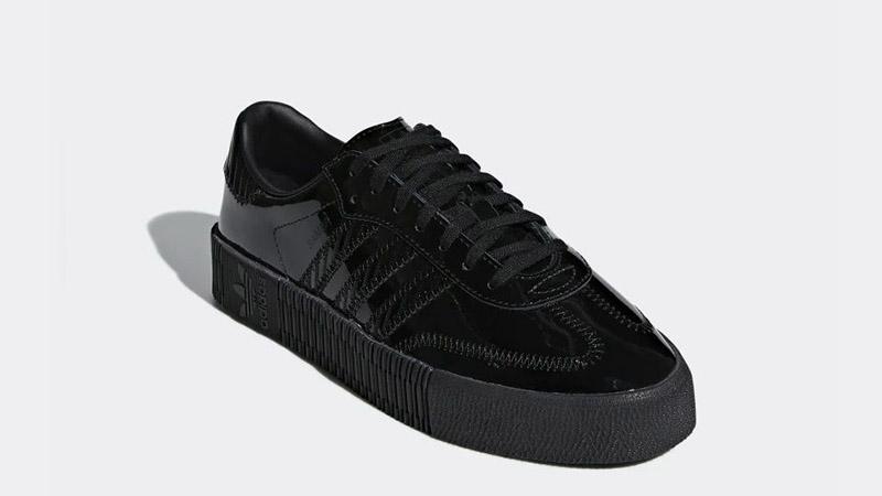 adidas Sambarose Triple Black CG6618_result 03