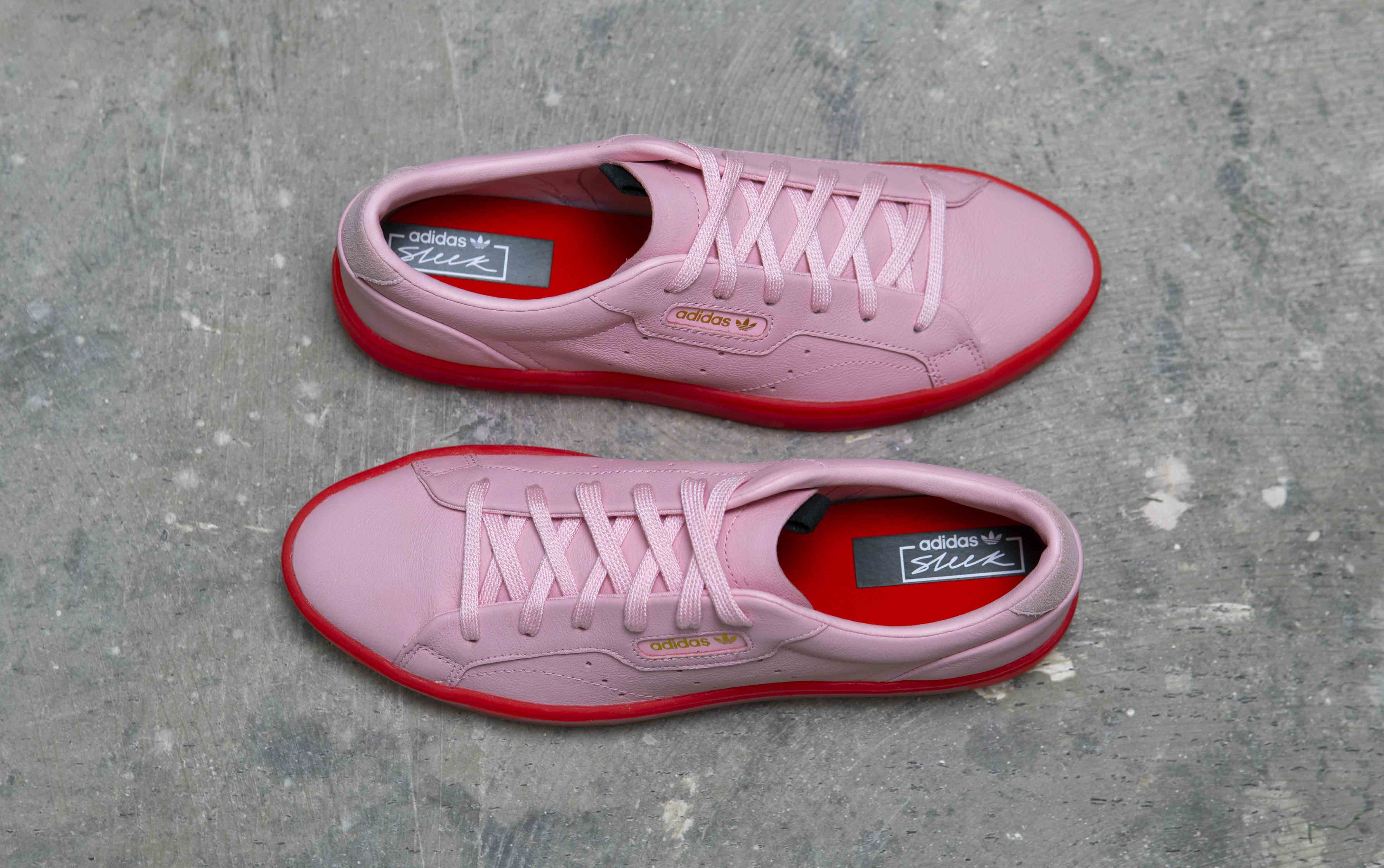 2ed6438bbc4 An Exclusive Early Look At The Upcoming adidas Sleek In  Diva ...