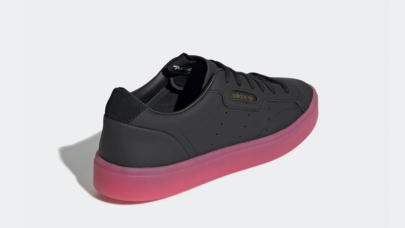 adidas Sleek Black Pink G27341 01