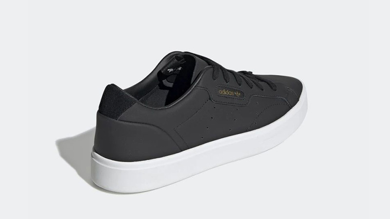 adidas Sleek Black White CG6193 01