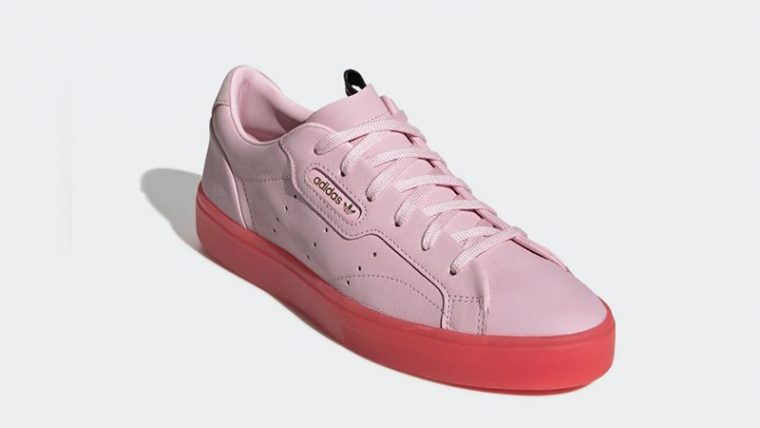 adidas Sleek Pink Red BD7475 03