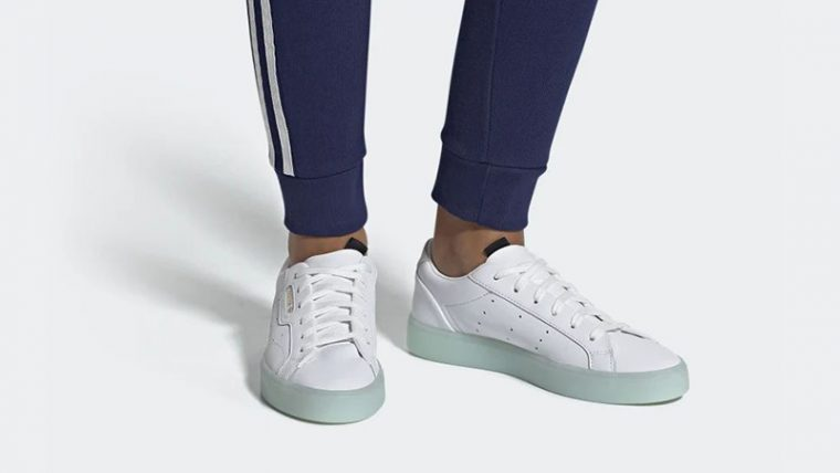 adidas Sleek White Mint G27342 04 thumbnail image