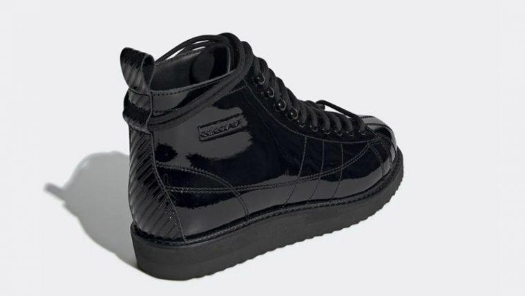 adidas Superstar Boots Triple Black CG6458 01 thumbnail image