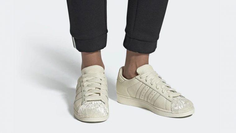 adidas Superstar Off White CG6010 04
