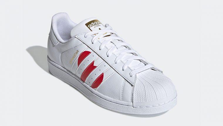 adidas Superstar Valentines Day Pack White Red EG3396 01 thumbnail image